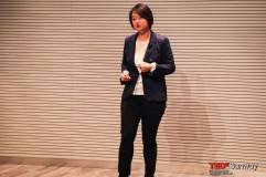 Ms Ng Yen Seen shares her journey in bringing help to Kelantan flood victims