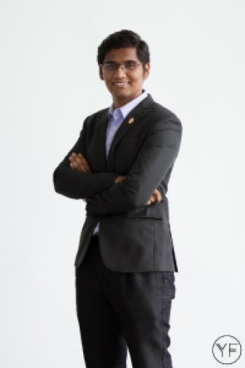 Ashten Avinash Anthonyand