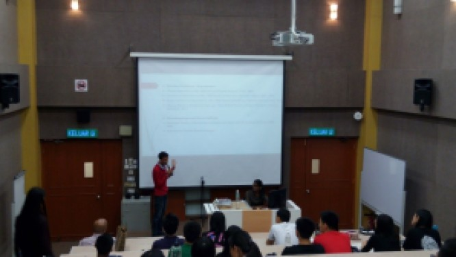 Presentation preparations