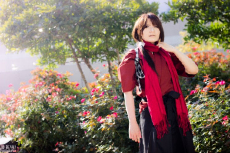 Imari Yumiki as Kashu Kiyomitsu from Touken Ranbu Source: acparadise