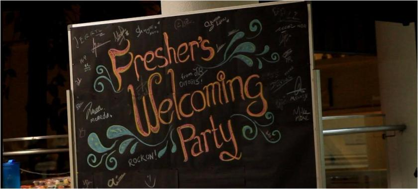 Welcoming Party