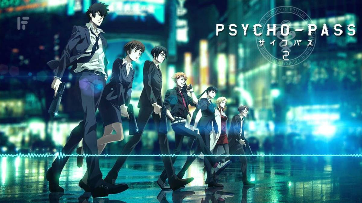Anime Review: Psycho Pass by Janice