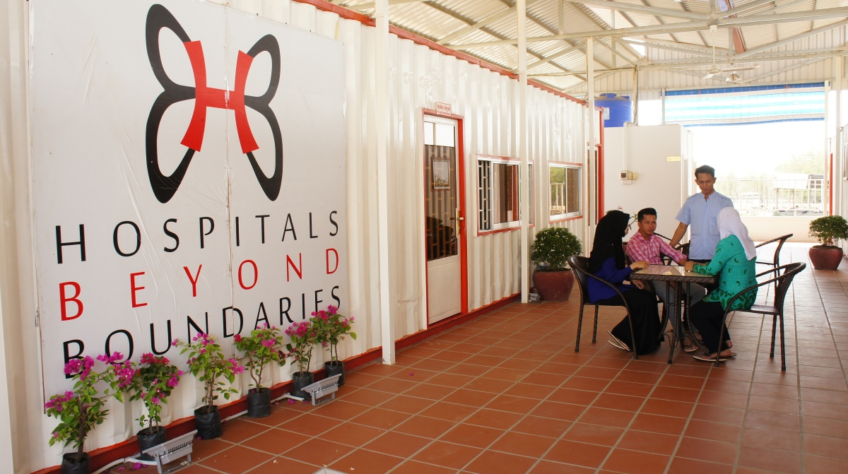 Hospitals Beyond Boundaries