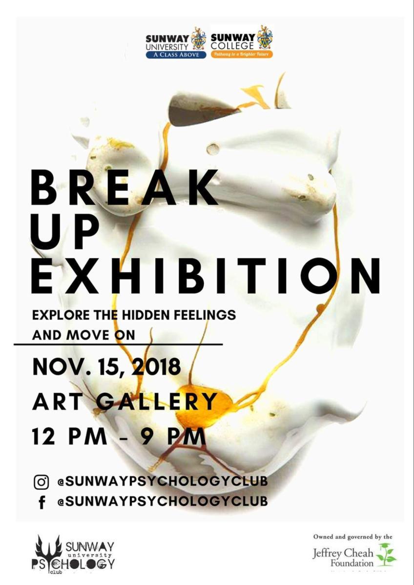 Break Up Exhibition