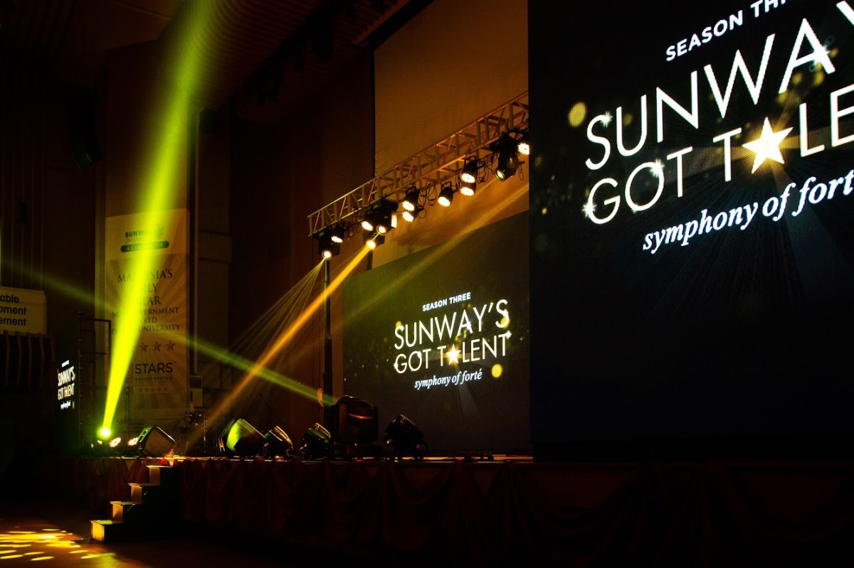 Sunway's Got Talent S3: Symphony of Forte'