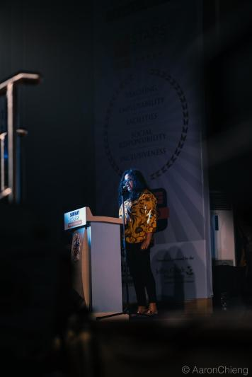 Mahi Ramakrishnan (Founder of Beyond Borders Malaysia & The Refugee Fest)